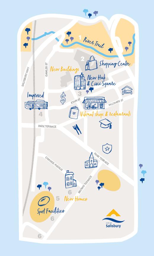 City-of-salisbury-map