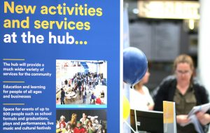 Community Hub consultations